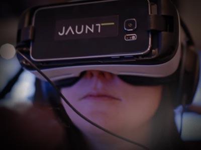 Jaunt VR App